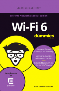 Wi-Fi 6 for Dummies