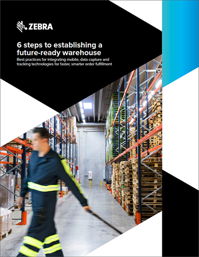 future ready warehouse guide cover