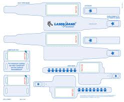 Zebra LaserBand2 Advanced Labor & Deliver Wristband