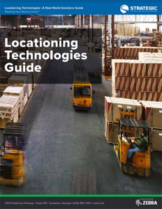 Locationing Technologies Guide