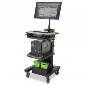 Mid-Range NB Series Mobile Powered Workstation