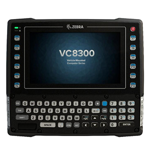 Zebra VC8300 Vehicle Mount Computer