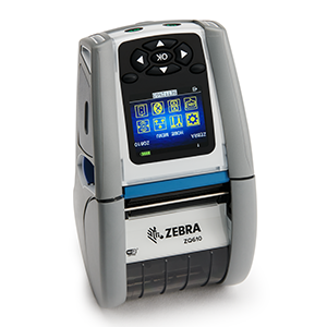 Zebra ZQ610-HC mobile printer