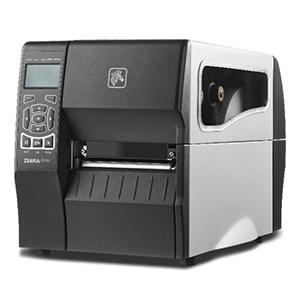 Zebra ZT200 Industrial Printer